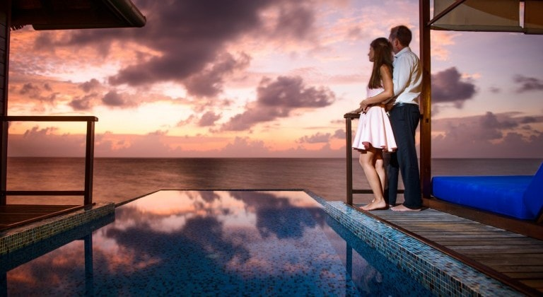 An evening to remember at Coco Bodu Hithi