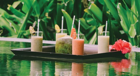 Edible Spa Juice Bar