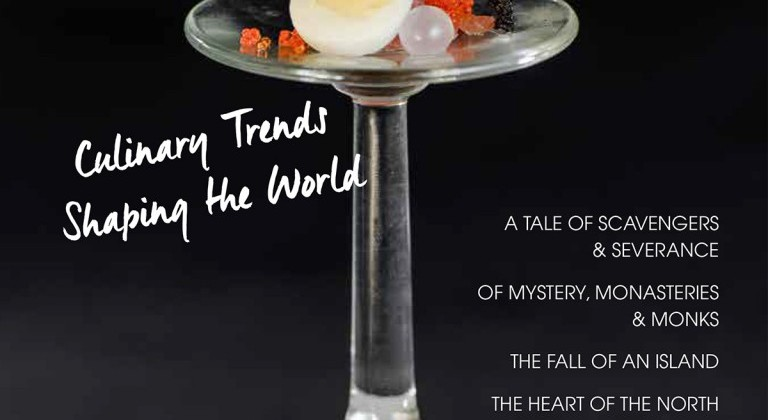 BREEZE ISSUE 6, Culinary trends shaping the World