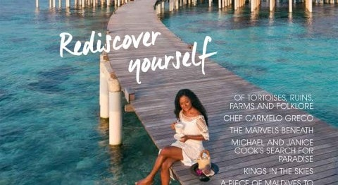 Breeze Issue 4, Rediscover Yourself